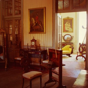 Playroom, Palácio de Queluz ©MLVB