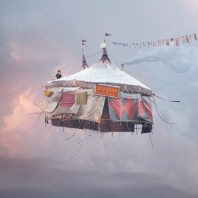 Photo: Cirque / Circus by Laurent Chehere