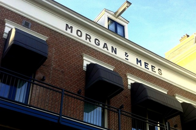 Morgan & Mees building