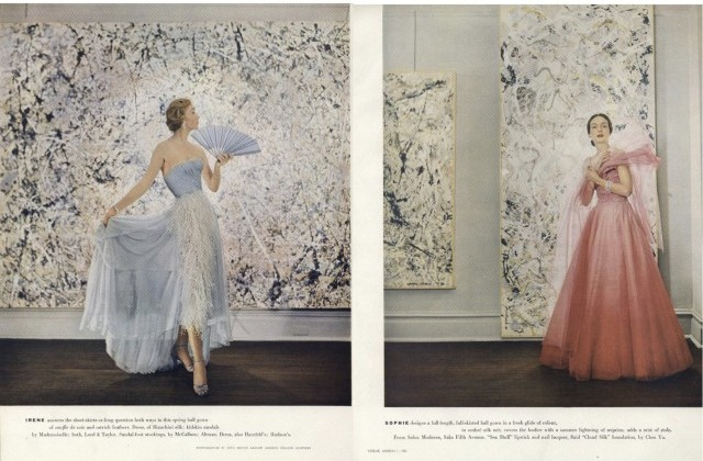 Vogue 1951 Cecil Beaton