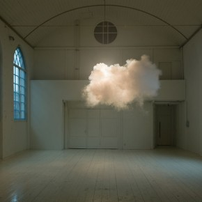 Berndnaut Smilde: the cloud creator