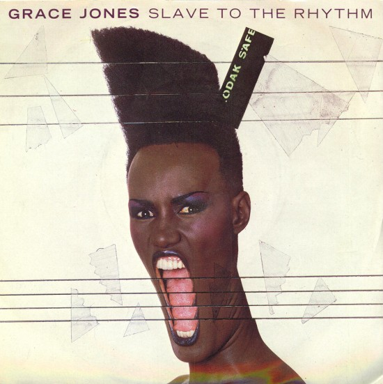 Grace Jones © Jean Paul Goude