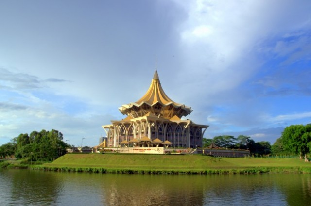 Kuching Parliament Building