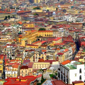 Naples city view ©MVLB