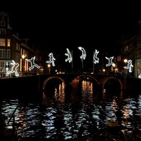 Amsterdam Light Festival is coming to town!